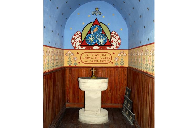 Baptistère Buda - Wikipédia